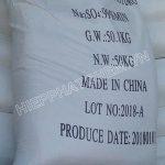 Na2SO4 – Sodium Sulphate – Muối Sunphate-1