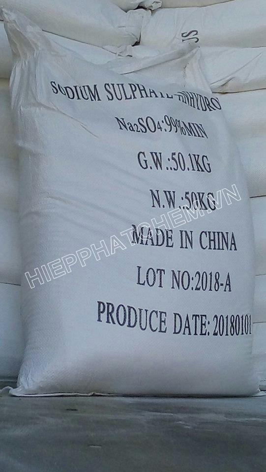 Na2SO4 – Sodium Sulphate – Muối Sunphate